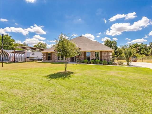 101 Hampton Lane, Springtown, TX 76082 (MLS #14189496) :: Kimberly Davis & Associates