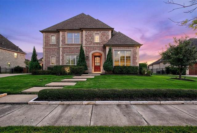 3809 Shady Creek Court, Frisco, TX 75033 (MLS #14189508) :: The Mitchell Group