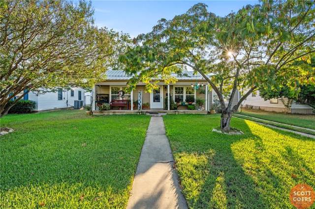 2209 Durham Avenue, Brownwood, TX 76801 (MLS #14189520) :: RE/MAX Town & Country