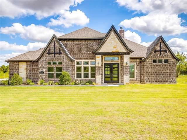 6401 Starlight Ranch Road, Godley, TX 76044 (MLS #14189522) :: RE/MAX Town & Country