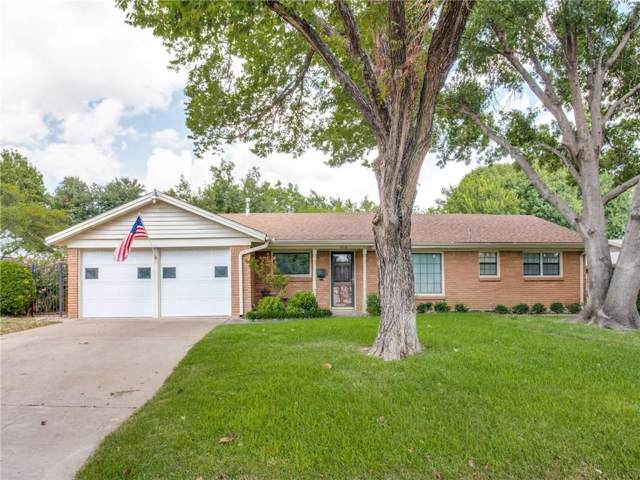 4116 Selkirk Drive W, Fort Worth, TX 76109 (MLS #14189532) :: The Real Estate Station