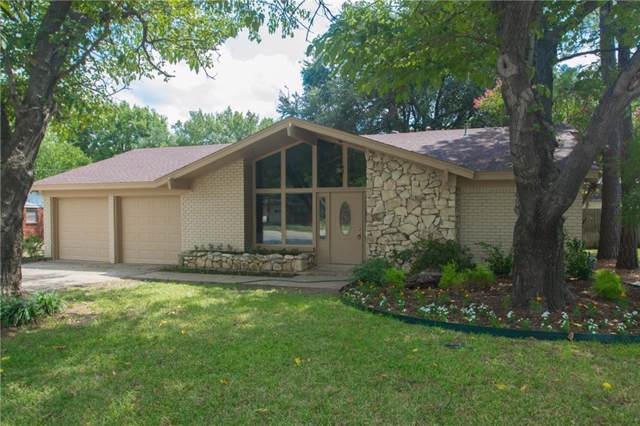 1314 E Windsor Drive, Denton, TX 76209 (MLS #14189543) :: The Paula Jones Team | RE/MAX of Abilene