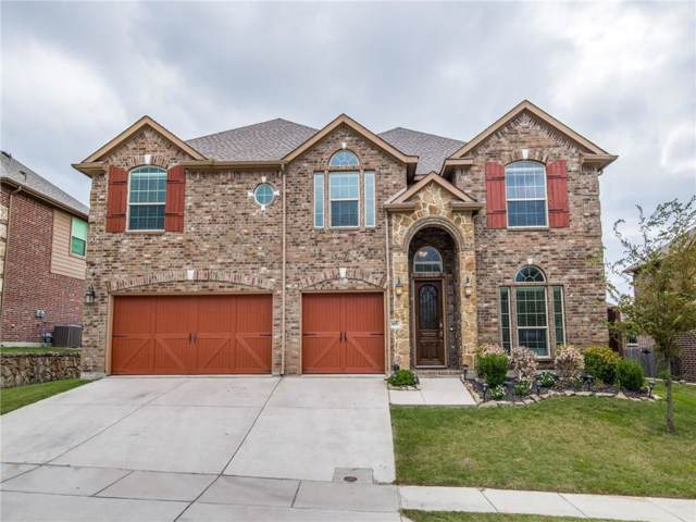 309 Trakehner Trail, Celina, TX 75009 (MLS #14189571) :: The Heyl Group at Keller Williams