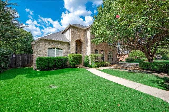 6736 Canyon Crest Drive, Fort Worth, TX 76132 (MLS #14189573) :: The Paula Jones Team | RE/MAX of Abilene