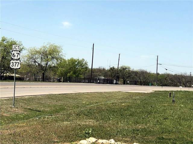 1224 Cr 436 & Hwy 108, Stephenville, TX 76401 (MLS #14189576) :: All Cities Realty