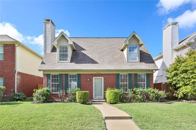 2134 Falcon Ridge Drive, Carrollton, TX 75010 (MLS #14189582) :: Team Tiller