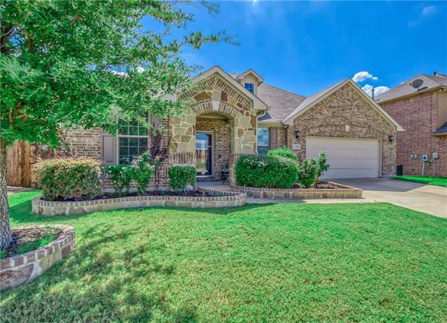 1309 Mesa Crest Drive, Fort Worth, TX 76052 (MLS #14189591) :: RE/MAX Town & Country