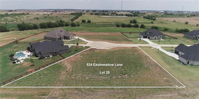 524 Eastmeadow Lane, Northlake, TX 76226 (MLS #14189595) :: The Real Estate Station