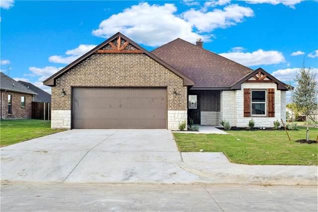 214 Mckittrick Lane, Godley, TX 76044 (MLS #14189612) :: RE/MAX Town & Country