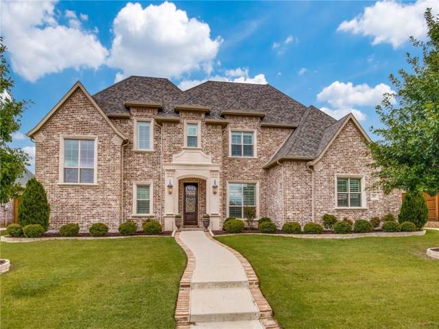 1801 Stillhouse Hollow Drive, Prosper, TX 75078 (MLS #14189628) :: Frankie Arthur Real Estate