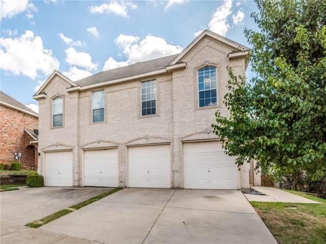4022 Cottage Park Court, Arlington, TX 76013 (MLS #14189639) :: Century 21 Judge Fite Company