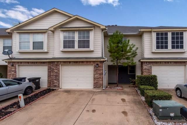 3904 Fernando Drive, Fort Worth, TX 76040 (MLS #14189643) :: The Rhodes Team