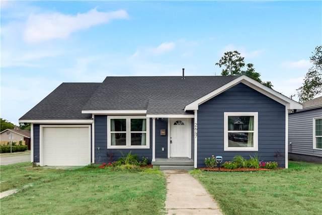 2647 Kingston Street, Dallas, TX 75211 (MLS #14189662) :: Trinity Premier Properties