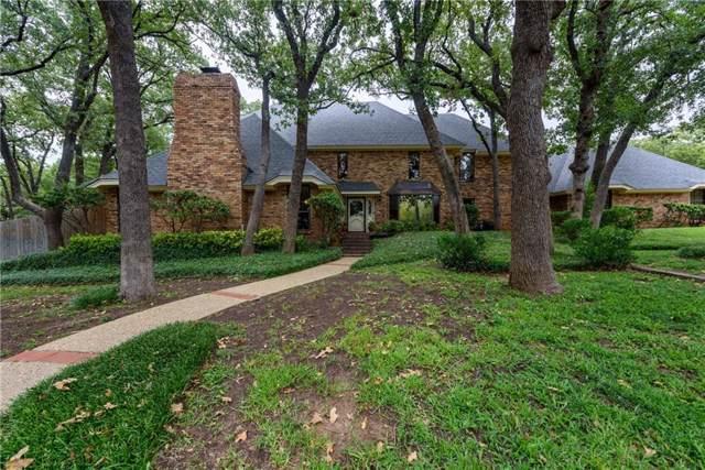 2213 Woodbrook Street, Denton, TX 76205 (MLS #14189666) :: Team Tiller