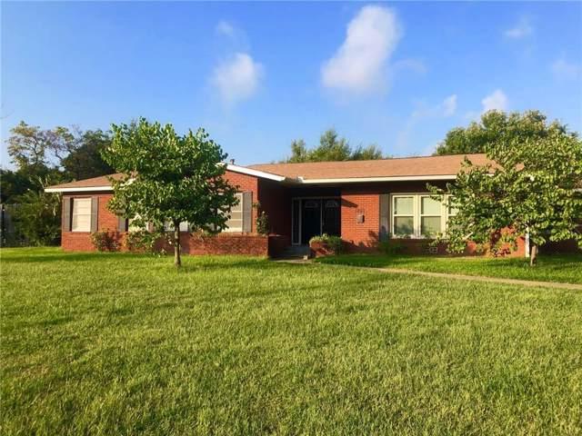 1280 N Ollie Street, Stephenville, TX 76401 (MLS #14189672) :: Ann Carr Real Estate