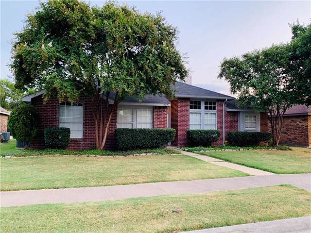 4141 Fryer Street, The Colony, TX 75056 (MLS #14189674) :: Vibrant Real Estate