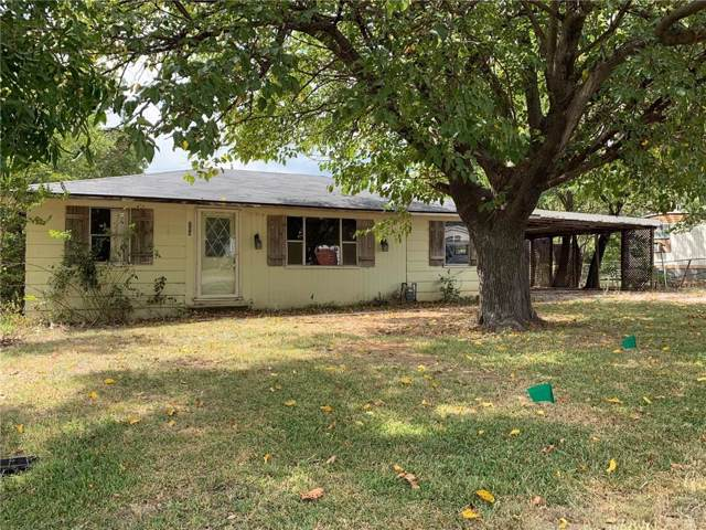 204 Hickory Street, Chico, TX 76431 (MLS #14189699) :: The Rhodes Team
