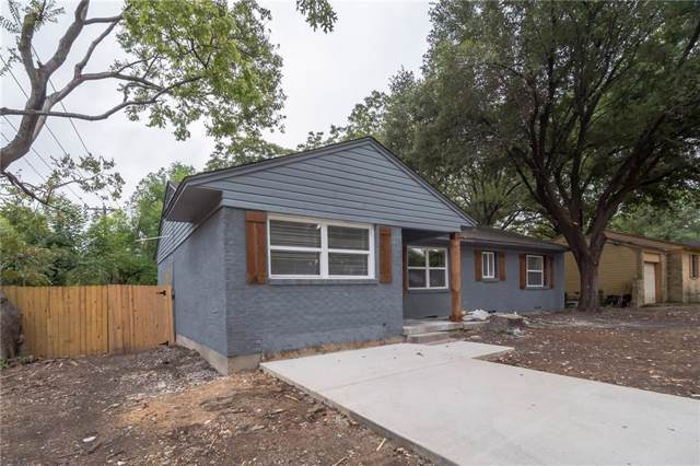 2704 Canberra Street, Dallas, TX 75224 (MLS #14189709) :: Vibrant Real Estate