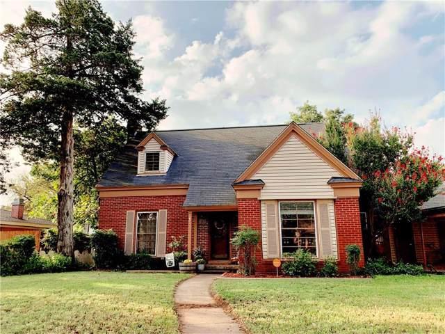 803 W Elm St Street, Olney, TX 76374 (MLS #14189733) :: Team Tiller