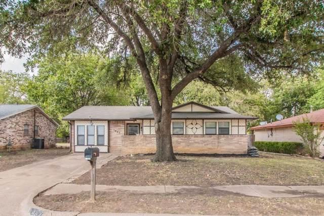 1307 E Tucker Boulevard, Arlington, TX 76010 (MLS #14189749) :: The Sarah Padgett Team
