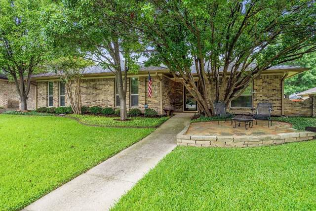 2546 Parkhaven Drive, Plano, TX 75075 (MLS #14189756) :: Lynn Wilson with Keller Williams DFW/Southlake