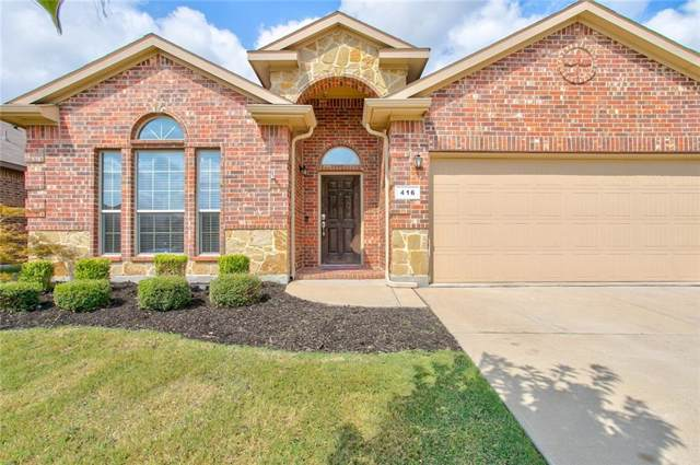 416 Chatamridge Court, Fort Worth, TX 76052 (MLS #14189768) :: RE/MAX Town & Country