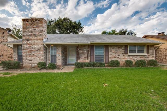 1124 Janell Drive, Irving, TX 75062 (MLS #14189780) :: Lynn Wilson with Keller Williams DFW/Southlake