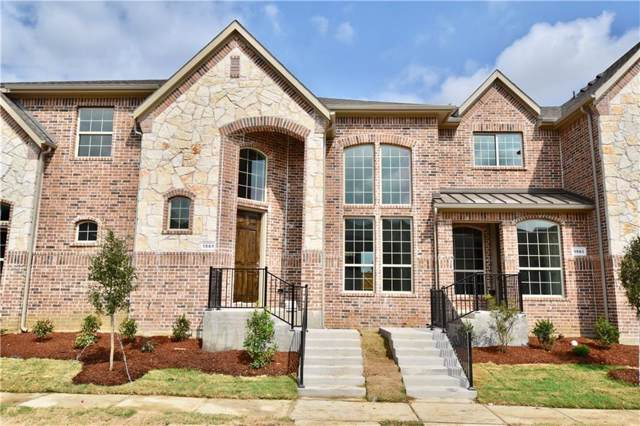 1561 Joy Drive, Carrollton, TX 75007 (MLS #14189788) :: Team Tiller