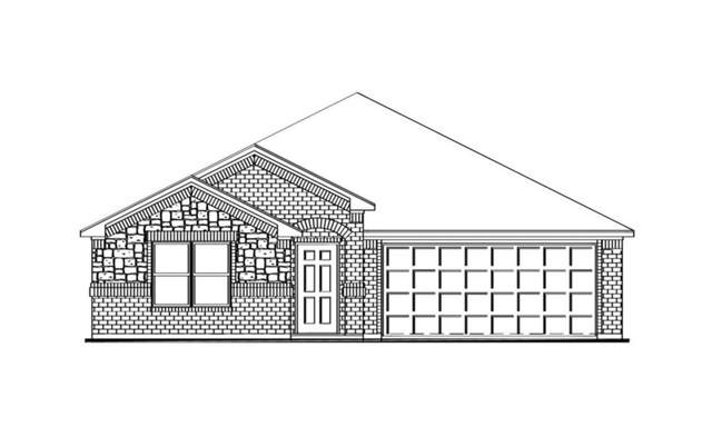 2516 Hadley Street, Weatherford, TX 76087 (MLS #14189789) :: Team Tiller