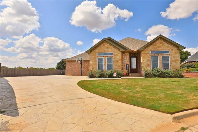 3565 La Jolla, Abilene, TX 79606 (MLS #14189792) :: Ann Carr Real Estate