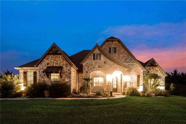 4130 Swan Lake Court, Midlothian, TX 76065 (MLS #14189812) :: The Sarah Padgett Team