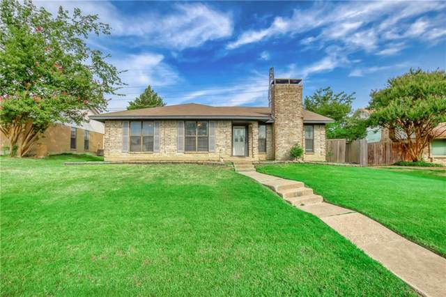 1617 Golden Grove Drive, Mesquite, TX 75149 (MLS #14189817) :: Ann Carr Real Estate