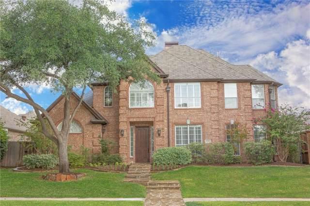 5945 Pebblestone Lane, Plano, TX 75093 (MLS #14189820) :: The Good Home Team