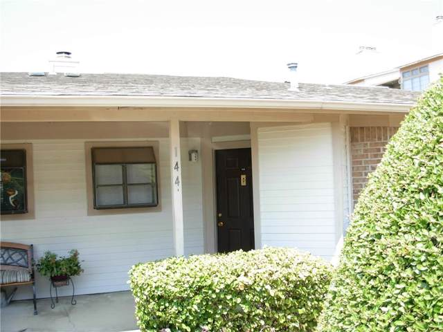 144 Henry M Chandler Drive, Rockwall, TX 75032 (MLS #14189832) :: RE/MAX Town & Country