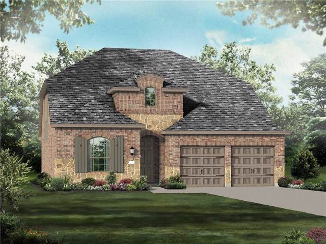 1609 Commons Way, Prosper, TX 75078 (MLS #14189836) :: Frankie Arthur Real Estate