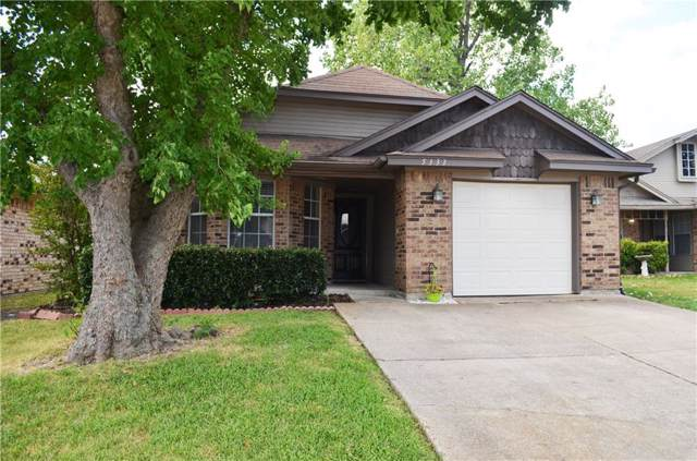 5333 Riverport Drive, Mesquite, TX 75150 (MLS #14189846) :: The Chad Smith Team