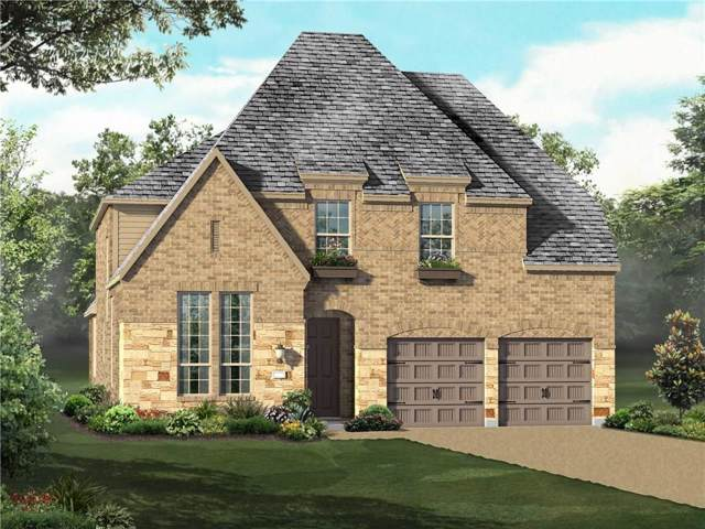 2105 Georgetown Boulevard, Prosper, TX 75078 (MLS #14189849) :: Real Estate By Design