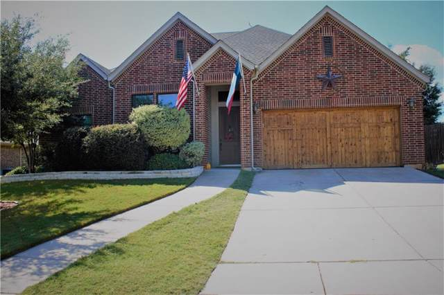 417 Corriente Trail, Azle, TX 76020 (MLS #14189850) :: RE/MAX Town & Country