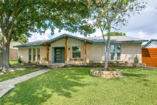 2311 Larchmont Drive, Mesquite, TX 75150 (MLS #14189855) :: Ann Carr Real Estate