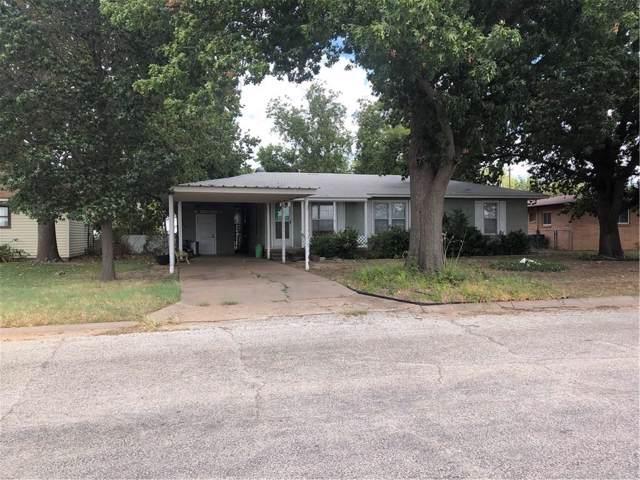 904 W Grove, Olney, TX 76374 (MLS #14189866) :: Team Tiller