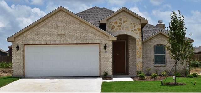17 Mockingbird Lane, Sanger, TX 76266 (MLS #14189869) :: Team Tiller