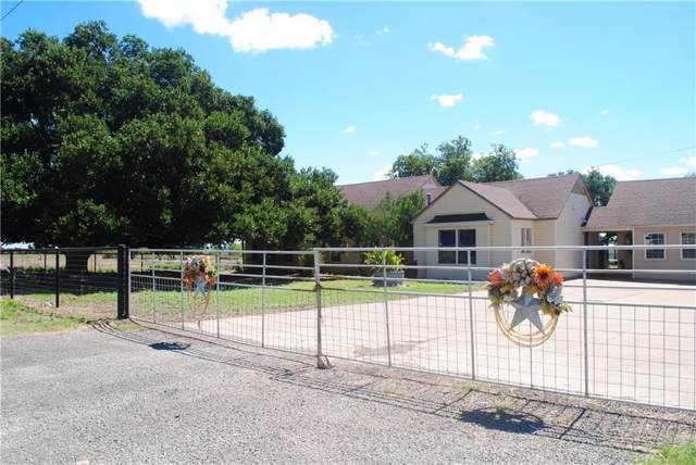148 Hwy 84 East Highway, Goldthwaite, TX 76844 (MLS #14189877) :: Team Tiller