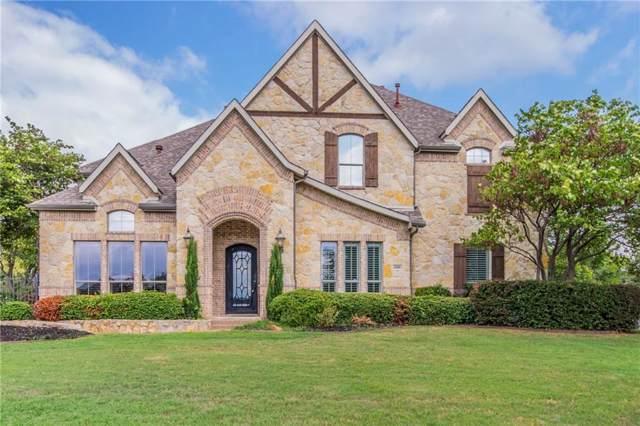 600 Clariden Ranch Road, Southlake, TX 76092 (MLS #14189914) :: Team Tiller