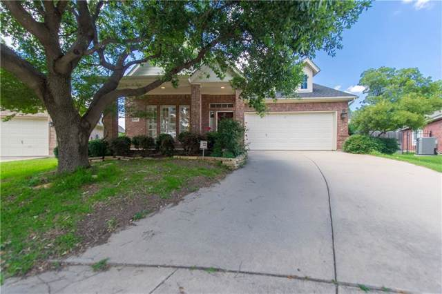 4251 Lake Villas Drive, Fort Worth, TX 76137 (MLS #14189924) :: Frankie Arthur Real Estate