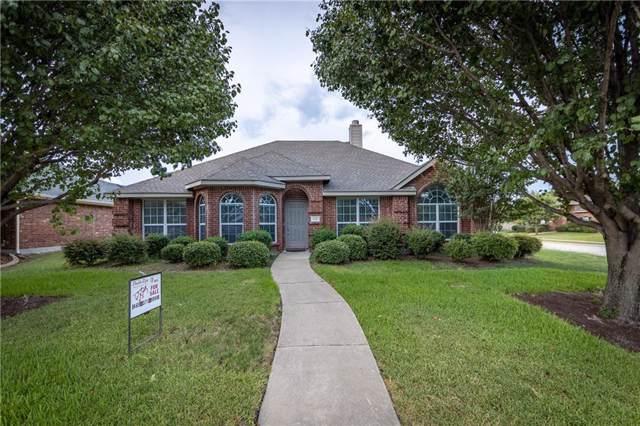 1707 Balboa, Allen, TX 75002 (MLS #14189925) :: Frankie Arthur Real Estate