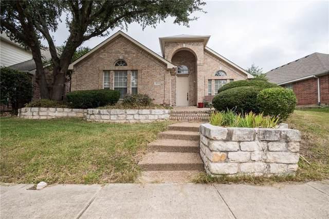 2034 Nottingham Place, Allen, TX 75013 (MLS #14189926) :: Frankie Arthur Real Estate