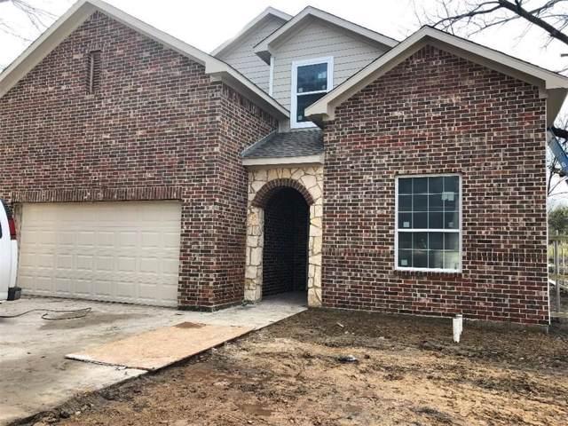 2406 Fordham Road, Dallas, TX 75216 (MLS #14189932) :: Frankie Arthur Real Estate