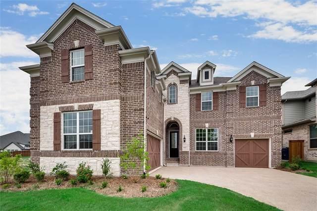 5920 Stoltz Drive, Mckinney, TX 75071 (MLS #14189934) :: NewHomePrograms.com LLC