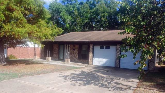 246 NE Amy Street, Burleson, TX 76028 (MLS #14189946) :: The Heyl Group at Keller Williams