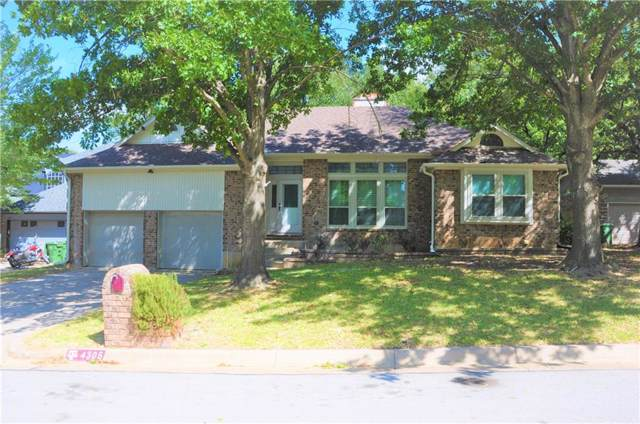 4305 Rambling Creek Court, Arlington, TX 76016 (MLS #14189947) :: The Chad Smith Team